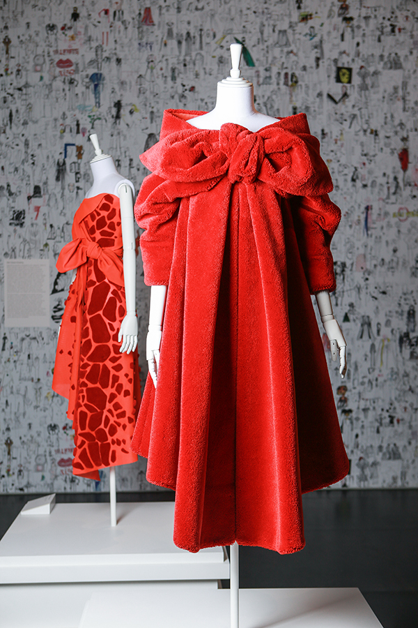 Red Carpet Dressing Haute Couture AW14/15: Wayne Taylor