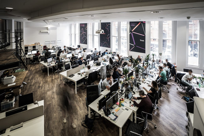 True's London Innovation Hub