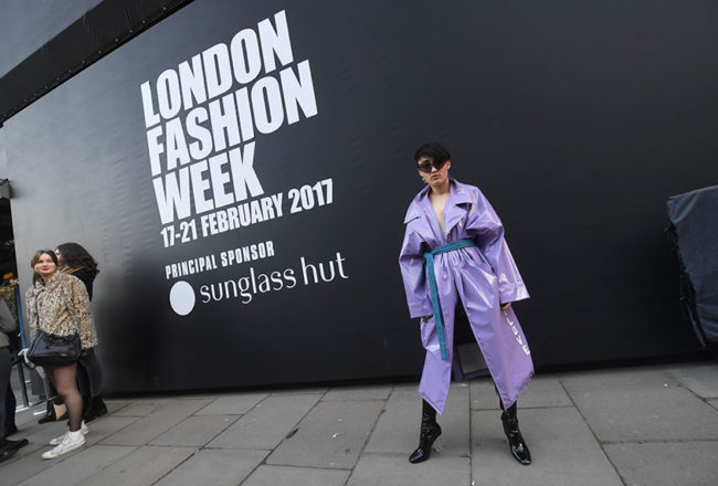 Getty Images London Fashion Week