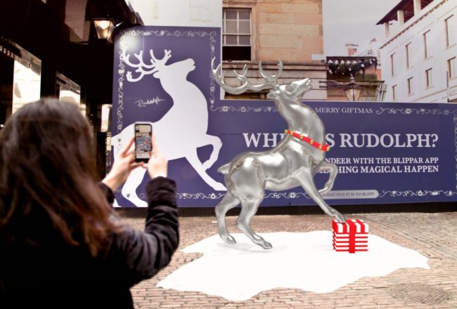 Hearst Blippar Covent Garden