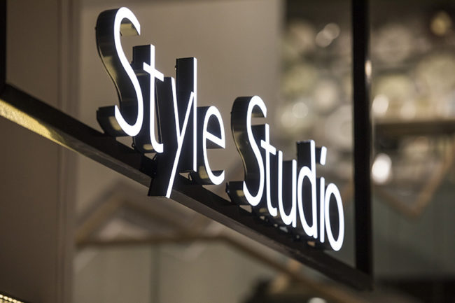 The Style Studio at John Lewis Westfield London