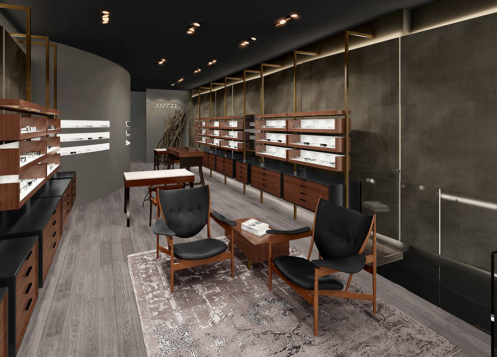 Oliver Peoples opens first European store in London