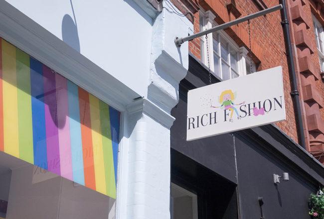 Rich Fashion King's Road