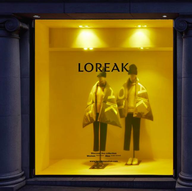 Loreak at Fenwick