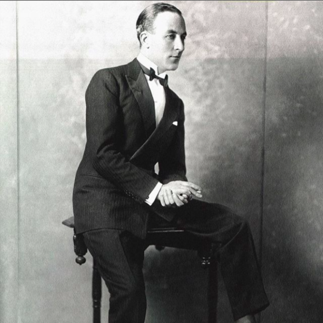 Jean Patou in the 1930s
